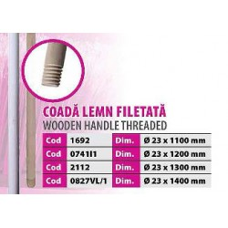 Coada lemn filetata copy
